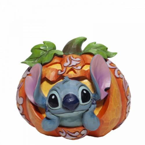 DISNEY Traditions - Stitch O' Lantern - Figurine '13x6x14'