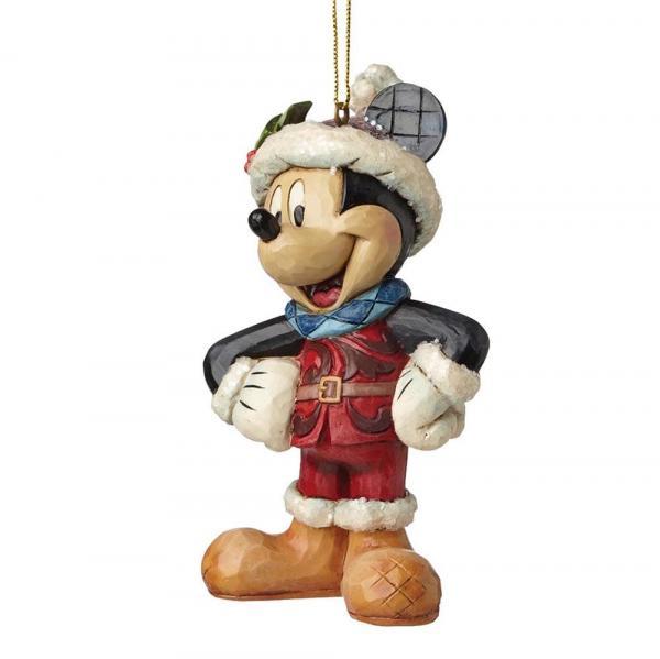 DISNEY - Décoration à suspendre - Mickey Mouse - '10x5.5x6'