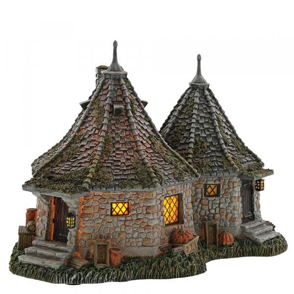 HARRY POTTER - Hagrid's Hut - 15cm