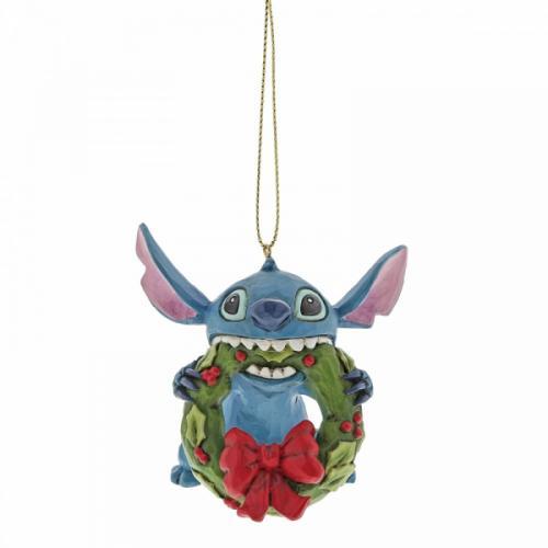 LILO & STITCH - Stitch - Décoration à suspendre '9x3x4'