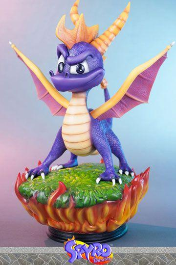 ACTIVISION - Spyro The Dragon Statue - 38cm_1