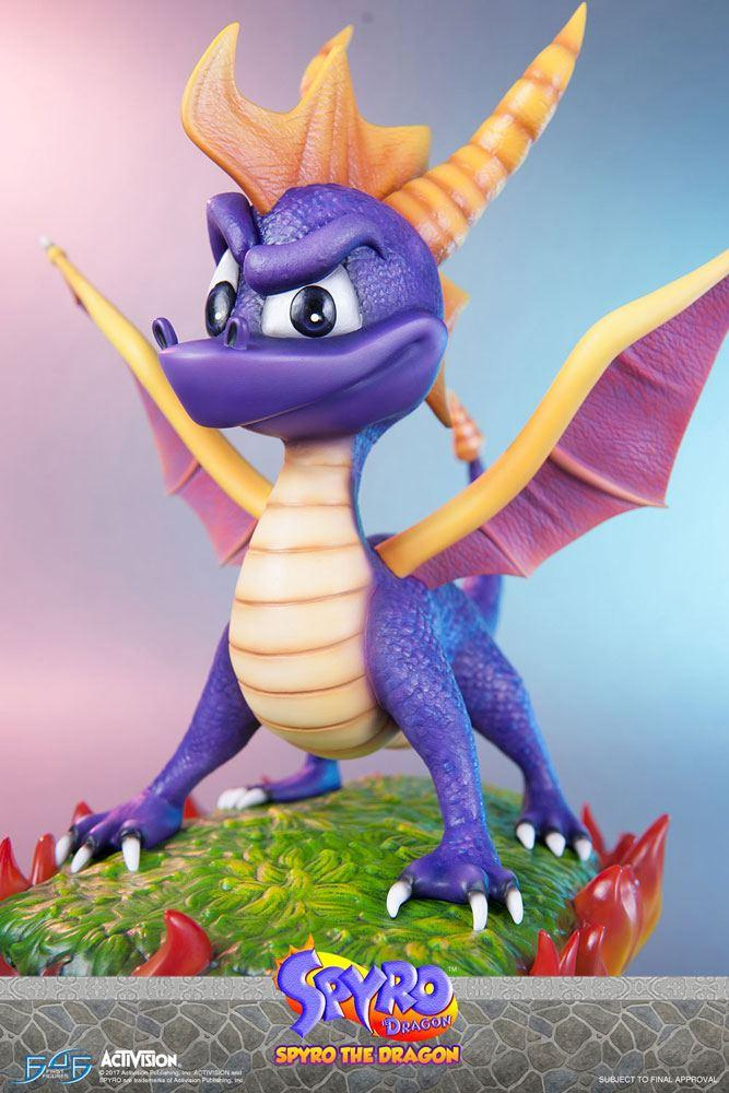 ACTIVISION - Spyro The Dragon Statue - 38cm_2