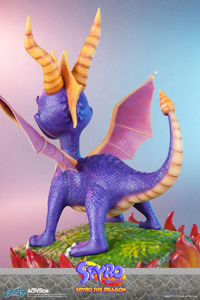 ACTIVISION - Spyro The Dragon Statue - 38cm_4