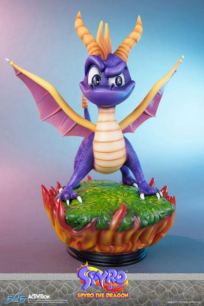ACTIVISION - Spyro The Dragon Statue - 38cm_5
