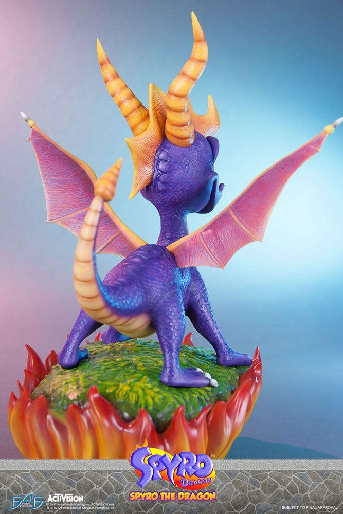 ACTIVISION - Spyro The Dragon Statue - 38cm_6