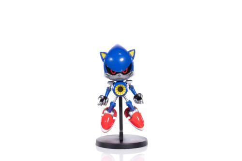 SONIC THE HEDGEHOG - Metal Sonic - Figurine BOOM8 Vol. 07 11cm