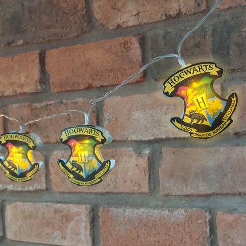 HARRY POTTER - Guirlande Lumineuse - Hogwarts - 2,5m