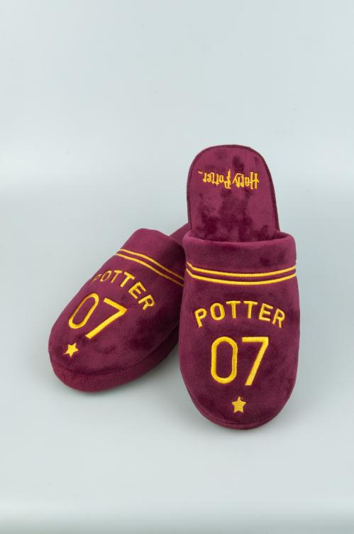 HARRY POTTER - Pantoufles - Quidditch (41-44)
