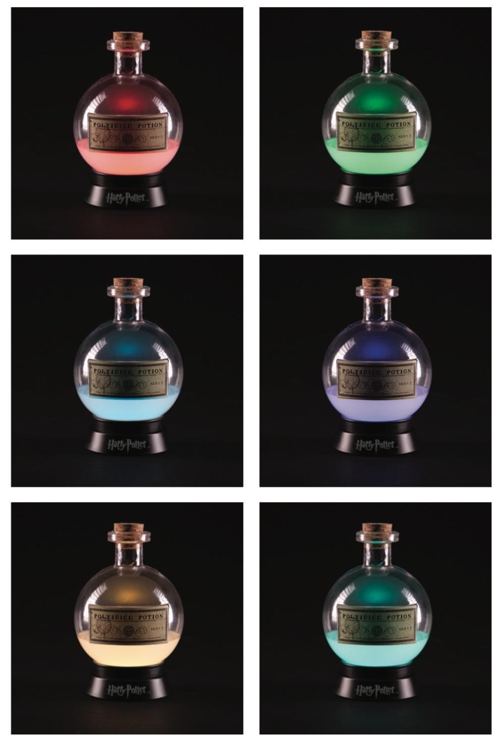 HARRY POTTER - Colour Changing Potion Lamp_2