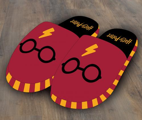 HARRY POTTER - Pantoufles - Glasses (41-44)
