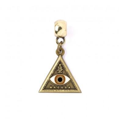 FANTASTIC BEASTS - Pendentif Slider Charm 04 - Triangle Eye_2