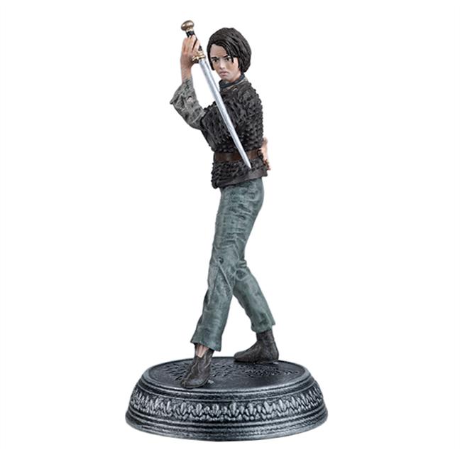 GAME OF THRONES - Figurine Col. 1/21 -  Arya Stark - 8.6cm