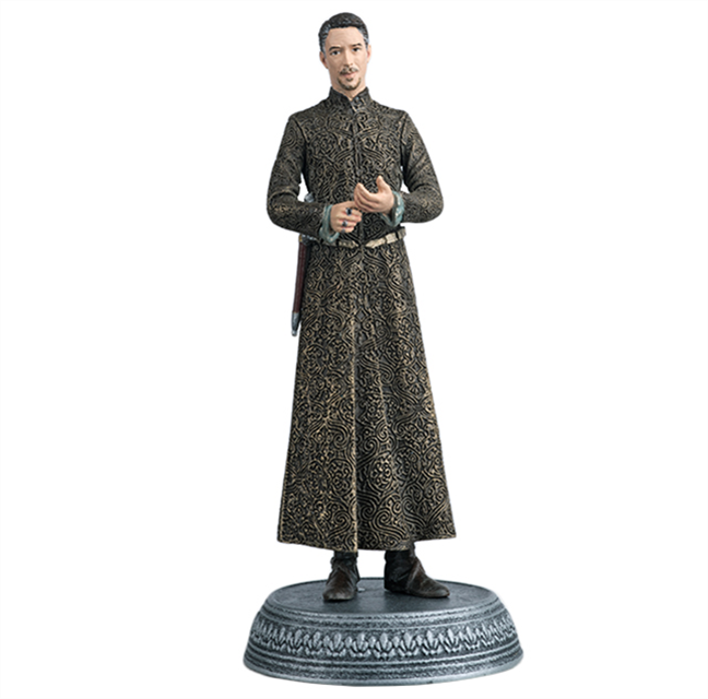 GAME OF THRONES - Figurine Col. 1/21 -  Petyr Baelish - 10cm