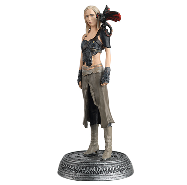 GAME OF THRONES - Figurine Col. 1/21 -  Dothraki - 9.6cm_2