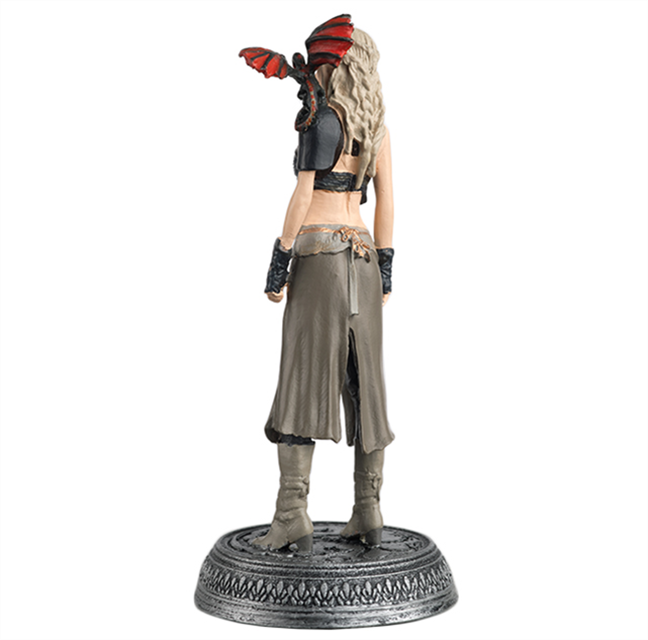 GAME OF THRONES - Figurine Col. 1/21 -  Dothraki - 9.6cm_3