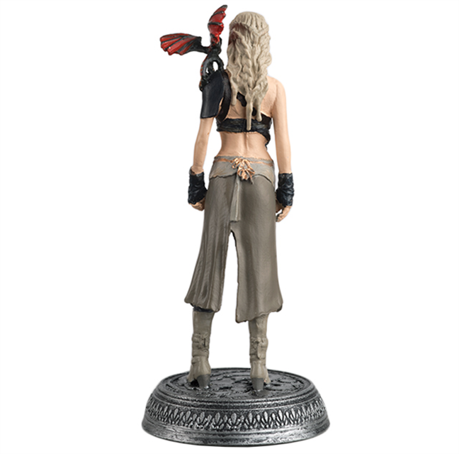 GAME OF THRONES - Figurine Col. 1/21 -  Dothraki - 9.6cm_4
