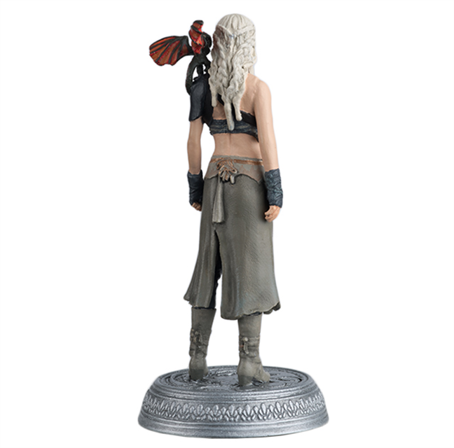 GAME OF THRONES - Figurine Col. 1/21 -  Dothraki - 9.6cm_5