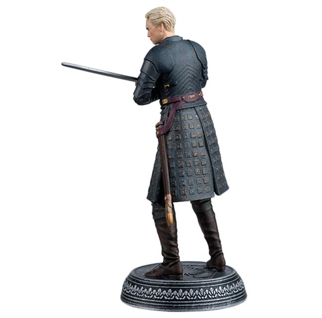 GAME OF THRONES - Figurine Col. 1/21 -  Brienne of Tarth - 10.2cm_3