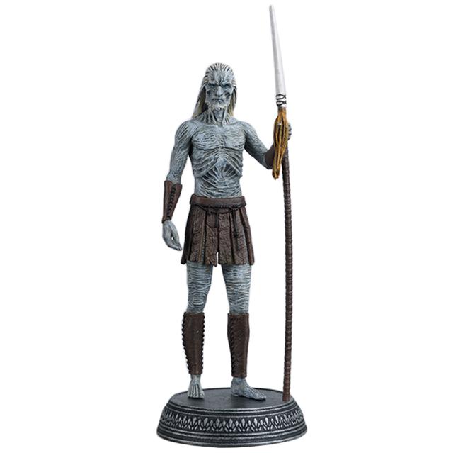 GAME OF THRONES - Figurine Col. 1/21 -  White Walker - 12cm