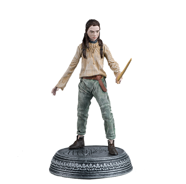 GAME OF THRONES - Figurine Col. 1/21 -  Arya Stark King's Land - 8.2cm_1