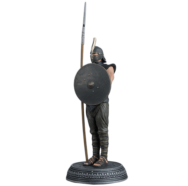 GAME OF THRONES - Figurine Col. 1/21 -  Unsullied Warrior - 12.8cm_2