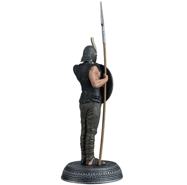GAME OF THRONES - Figurine Col. 1/21 -  Unsullied Warrior - 12.8cm_5