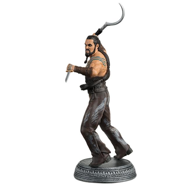 GAME OF THRONES - Figurine Col. 1/21 -  Khal Drogo - 10.6cm_2