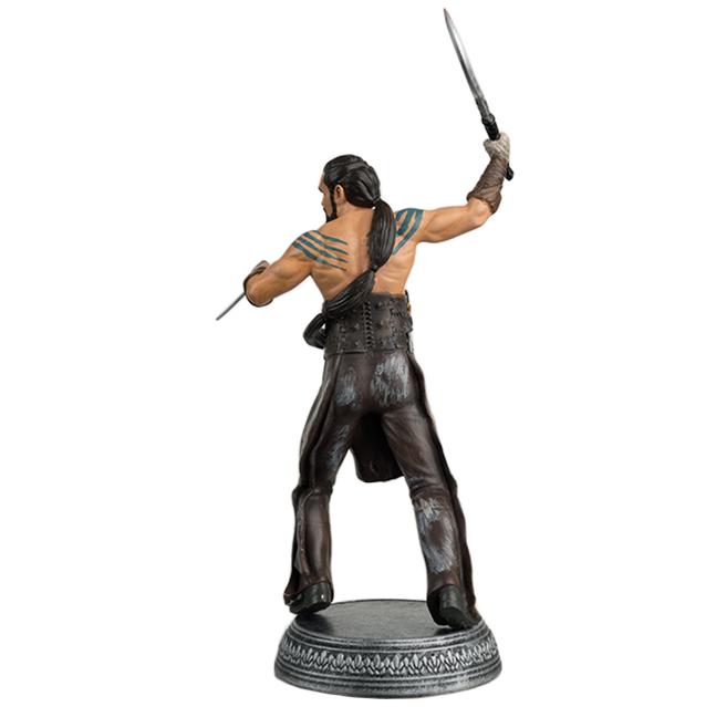 GAME OF THRONES - Figurine Col. 1/21 -  Khal Drogo - 10.6cm_3