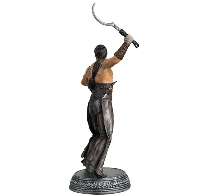 GAME OF THRONES - Figurine Col. 1/21 -  Khal Drogo - 10.6cm_4