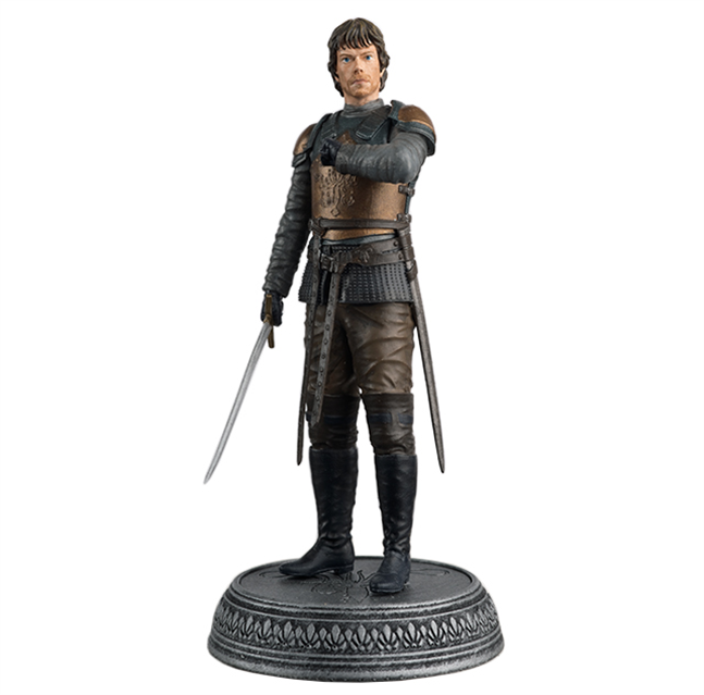 GAME OF THRONES - Figurine Col. 1/21 -  Theon Greyjoy - 9cm