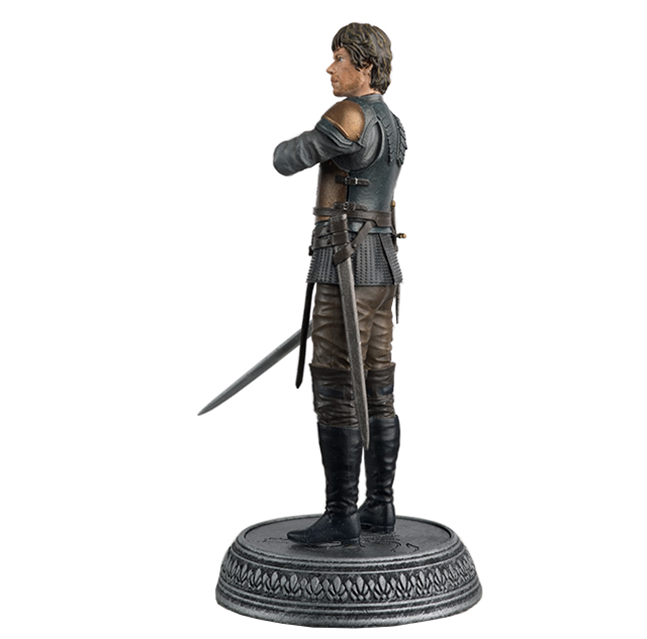 GAME OF THRONES - Figurine Col. 1/21 -  Theon Greyjoy - 9cm_3