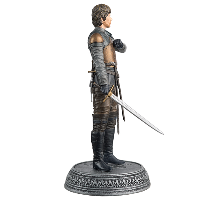 GAME OF THRONES - Figurine Col. 1/21 -  Theon Greyjoy - 9cm_5