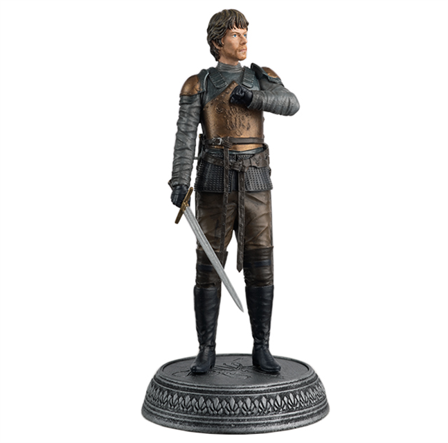 GAME OF THRONES - Figurine Col. 1/21 -  Theon Greyjoy - 9cm_6