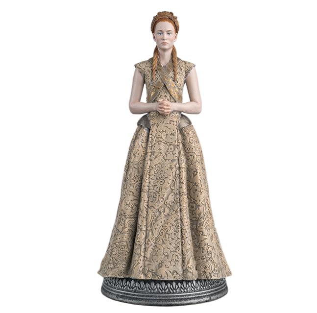 GAME OF THRONES - Figurine Col. 1/21 -  Sansa Stark Wedding - 9.5cm