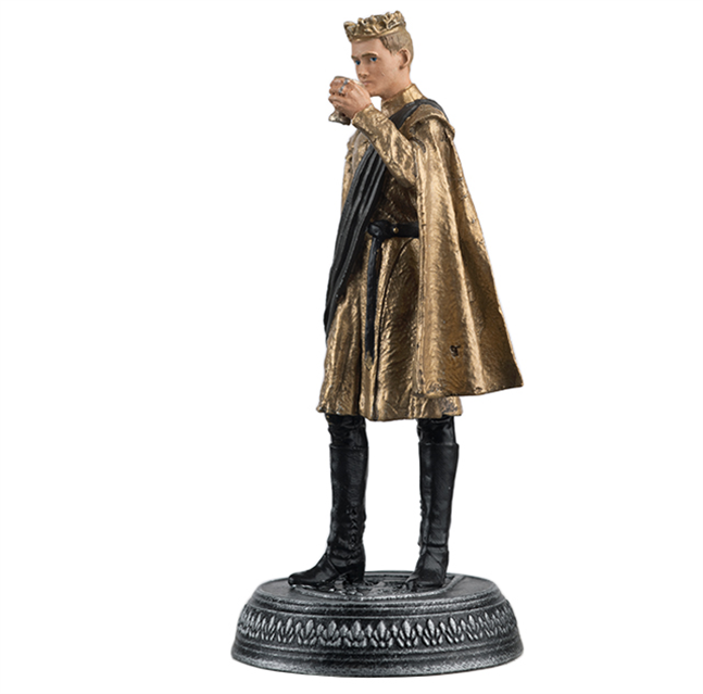 GAME OF THRONES - Figurine Col. 1/21 -  Joffrey Wedding - 9.6cm_2