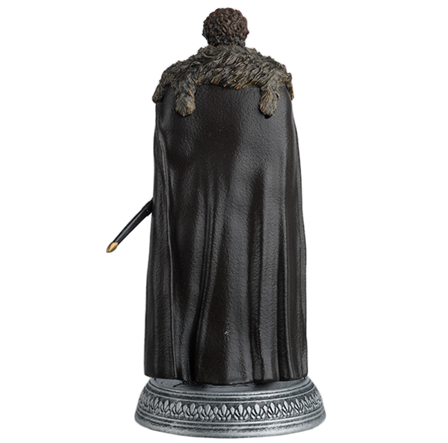 GAME OF THRONES - Figurine Col. 1/21 -  King of the North - 9.7cm_4