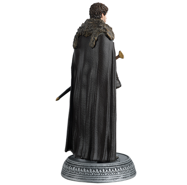 GAME OF THRONES - Figurine Col. 1/21 -  King of the North - 9.7cm_5