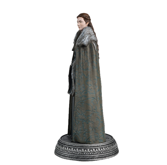 GAME OF THRONES - Figurine Col. 1/21 -  Catelyn Stark - 8.9cm_2