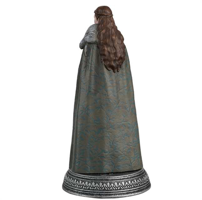 GAME OF THRONES - Figurine Col. 1/21 -  Catelyn Stark - 8.9cm_3