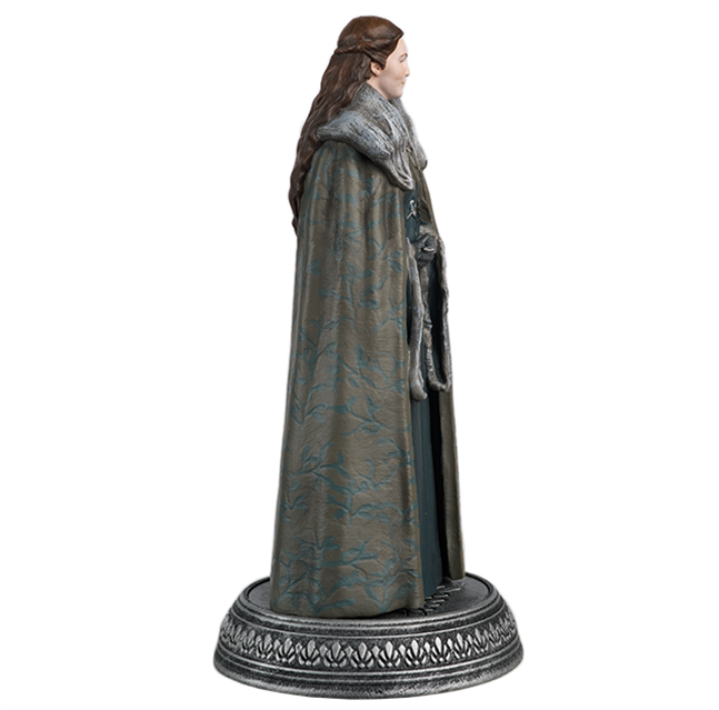 GAME OF THRONES - Figurine Col. 1/21 -  Catelyn Stark - 8.9cm_5
