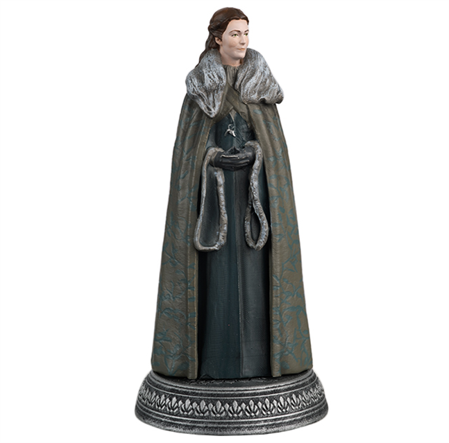 GAME OF THRONES - Figurine Col. 1/21 -  Catelyn Stark - 8.9cm_6