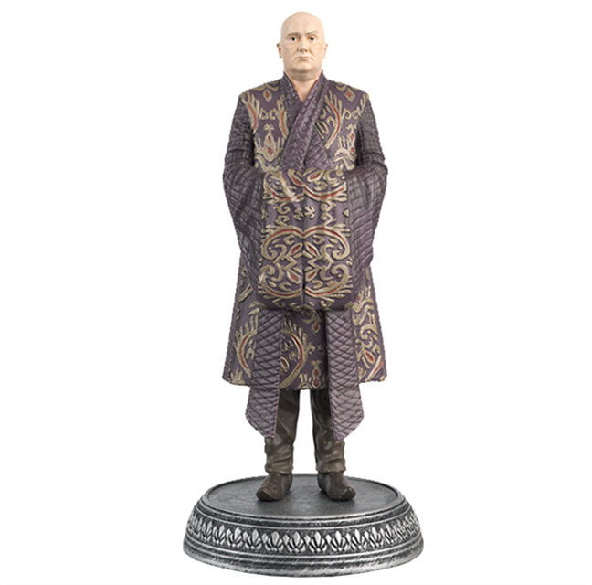 GAME OF THRONES - Figurine Col. 1/21 -  Varys - 9.1cm