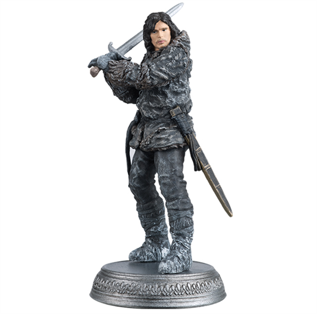 GAME OF THRONES - Figurine Col. 1/21 -  Wildling Infiltrator - 10.7cm