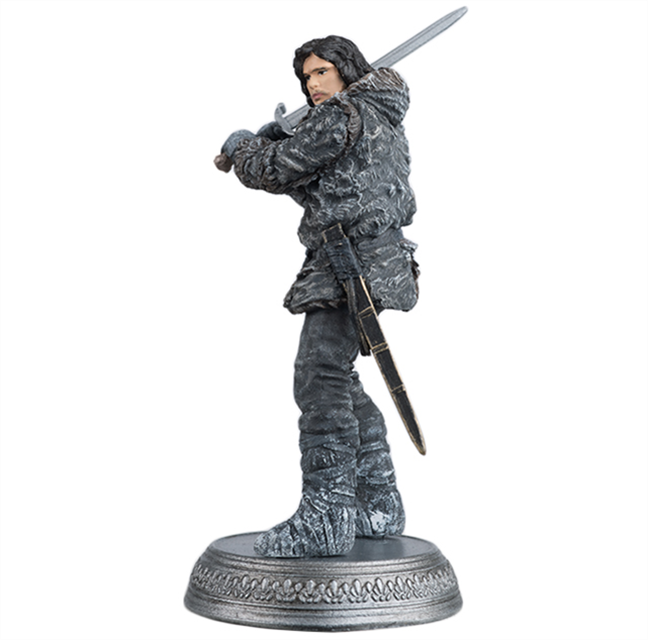 GAME OF THRONES - Figurine Col. 1/21 -  Wildling Infiltrator - 10.7cm_2