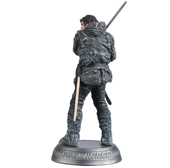 GAME OF THRONES - Figurine Col. 1/21 -  Wildling Infiltrator - 10.7cm_3