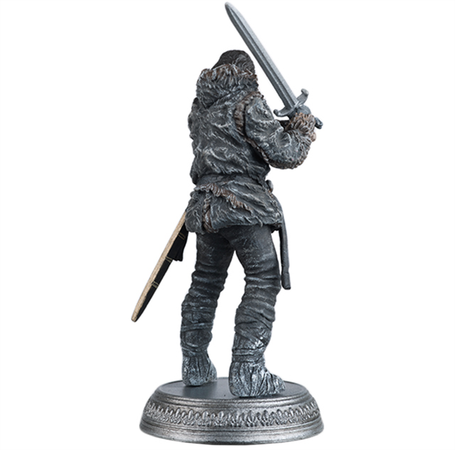 GAME OF THRONES - Figurine Col. 1/21 -  Wildling Infiltrator - 10.7cm_4