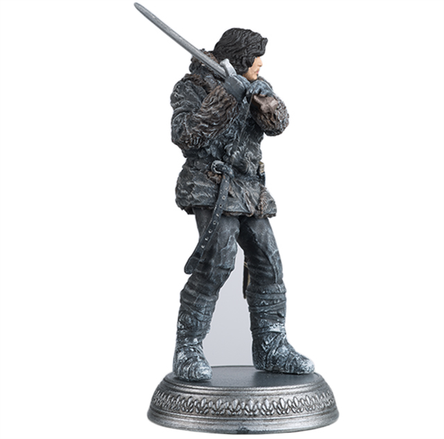 GAME OF THRONES - Figurine Col. 1/21 -  Wildling Infiltrator - 10.7cm_5