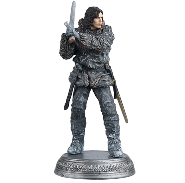 GAME OF THRONES - Figurine Col. 1/21 -  Wildling Infiltrator - 10.7cm_6