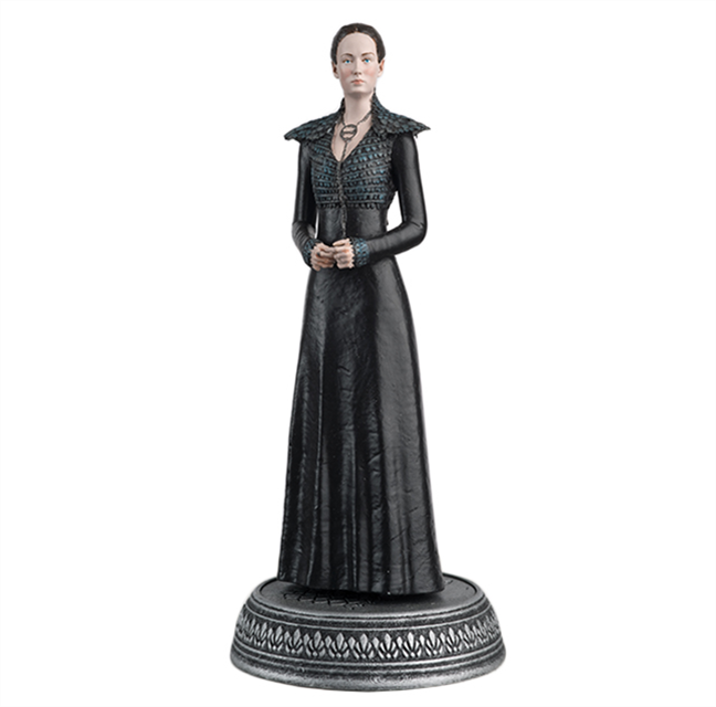 GAME OF THRONES - Figurine Col. 1/21 -  Sansa Stark - 9.4cm_1