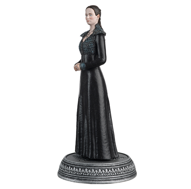 GAME OF THRONES - Figurine Col. 1/21 -  Sansa Stark - 9.4cm_2
